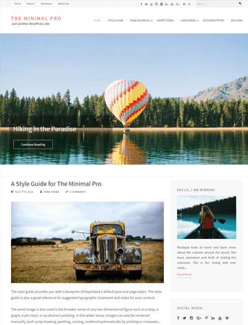 WordPress Themes 25