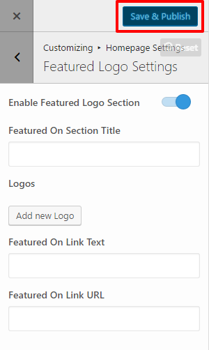 featured-logo-settings