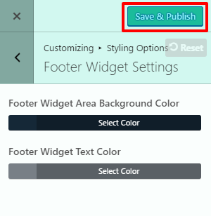 footer-widget-setting