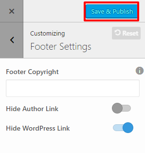footer-settings