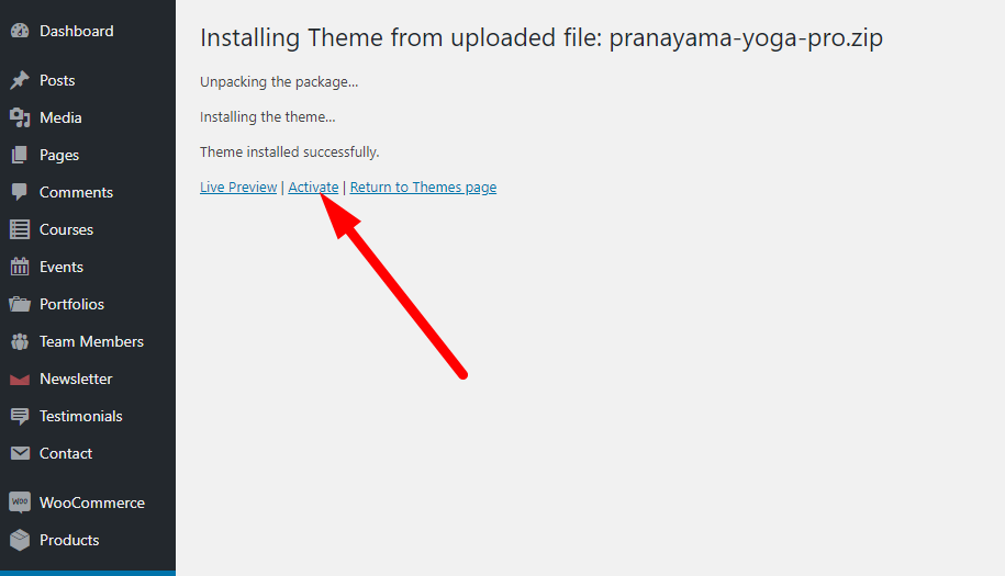 Pranayama Yoga Pro Documentation 5
