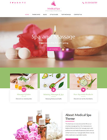 e-Commerce WordPress Themes 50