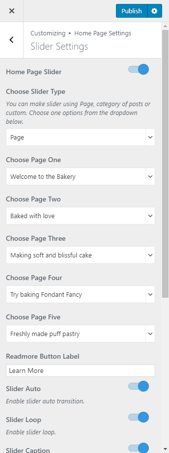 Bakes and Cakes Pro Documentation 1