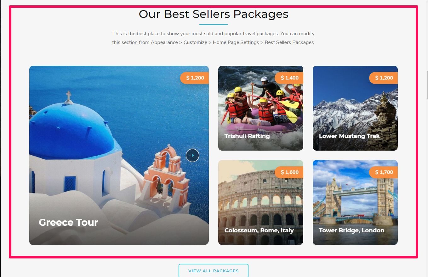 Tour Operator Free WordPress Theme Documentation 22