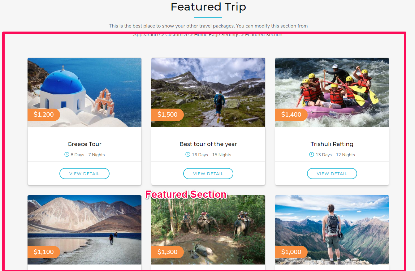 Tour Operator Free WordPress Theme Documentation 26