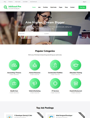 RTL WordPress Themes 9