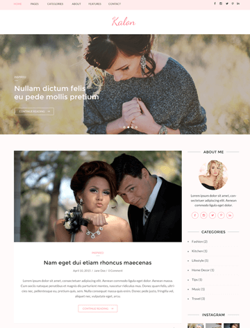 RTL WordPress Themes 58