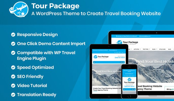 Tour Package 1