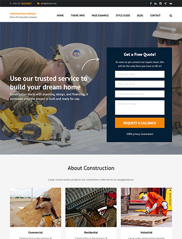Construction Company 55