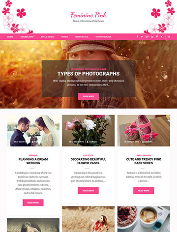 WordPress Themes 70