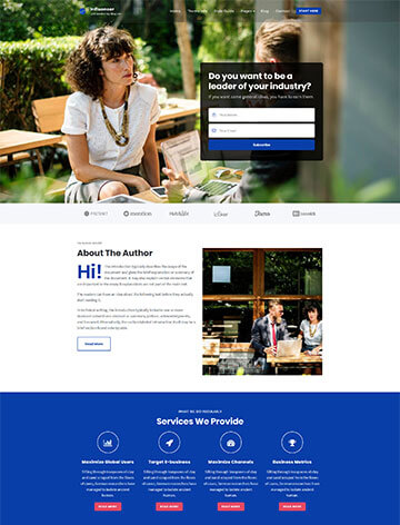 e-Commerce WordPress Themes 36