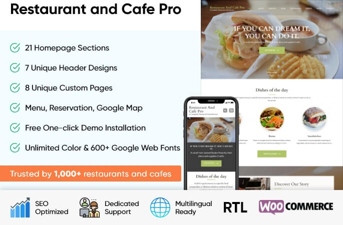 Restaurant and Cafe Pro