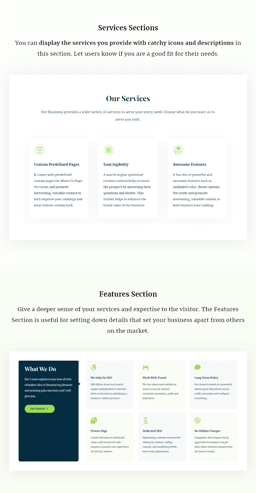Growth Labs sales page